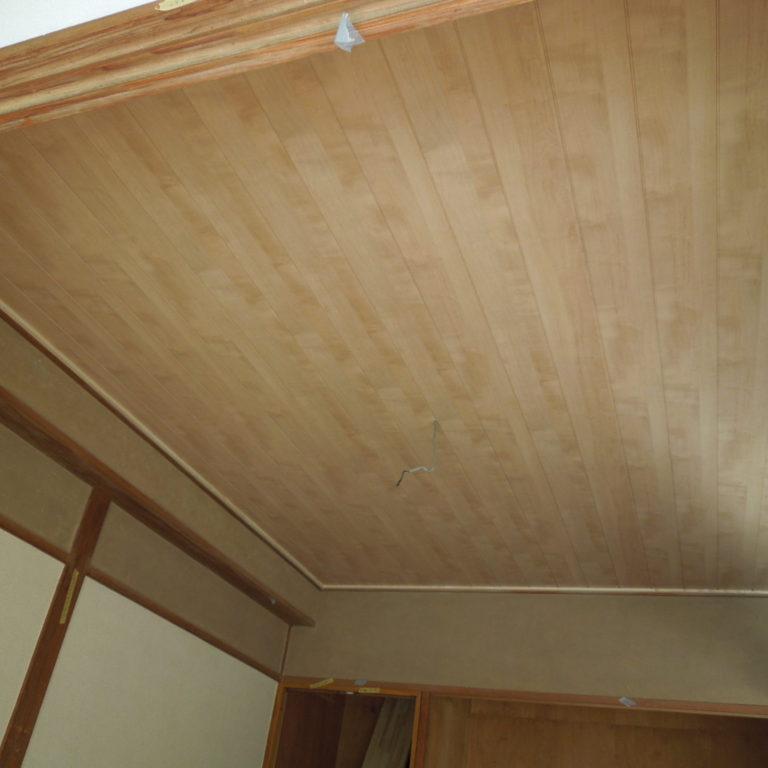 天井羽目板